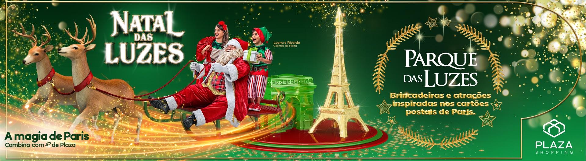 A magia de Paris no Plaza