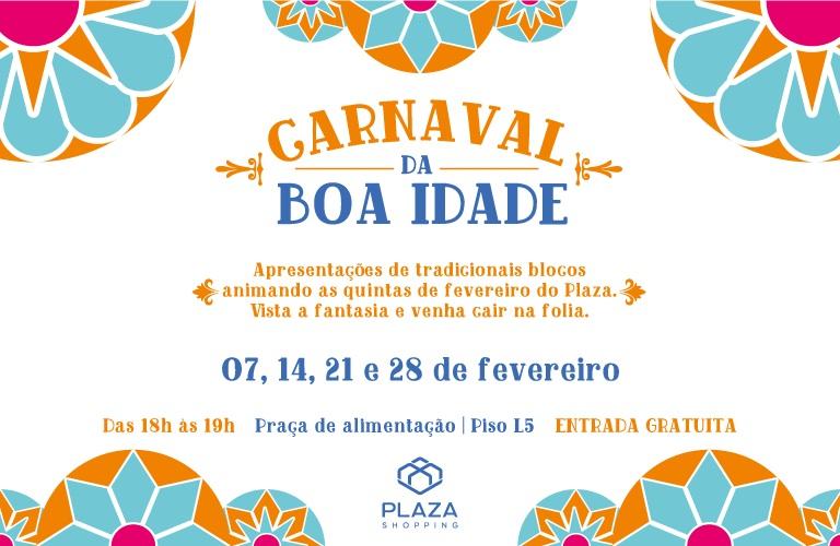 Prévias de carnaval às quintas-feiras de fevereiro com ensaio de blocos tradicionais