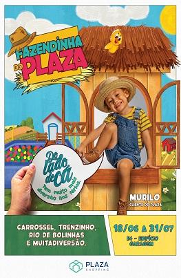 Fazendinha do Plaza 2019