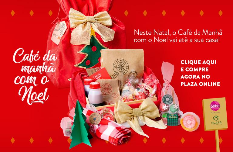 Compre aqui a sua cesta do Café da Manhã com o Noel