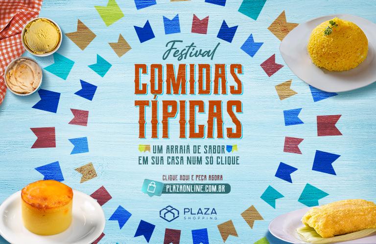 Festival de Comidas Típicas! ????