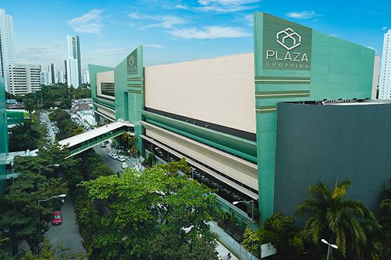 Plaza, o meu shopping