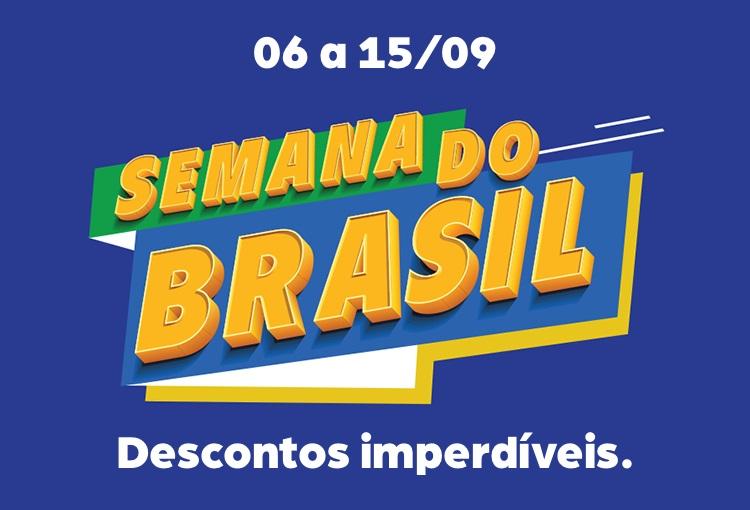 Lojas do Plaza Shopping participam da Semana do Brasil!