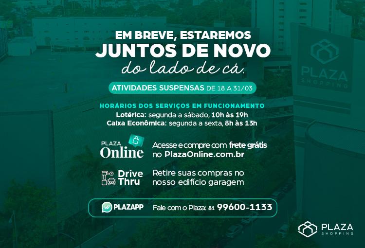 Novas medidas restritivas - Decreto 50.470 – Governo do Estado de Pernambuco
