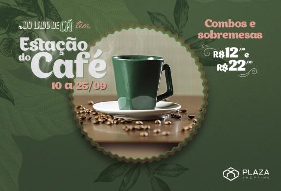 Estação do Café - Confira as novidades da 4º edição que é sucesso entre os amantes do café