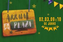 Arraial do Plaza - 2, 3, 9 e 10/6