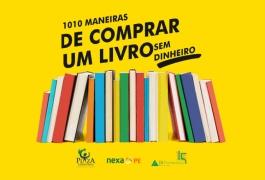 1010 Maneiras de Comprar um Livro Sem Dinheiro - até 16/09