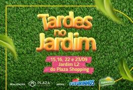Tardes no Jardim - 15, 16, 22 e 23/09