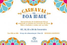 Carnaval da Boa Idade - 7, 14, 21 e 28/2