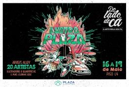 2ª edição do Ilustra Plaza reúne 20 ilustradores e quadrinistas pernambucanos