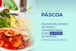 Opções deliciosas para o menu de Páscoa? Os restaurantes do Plaza levam até você!