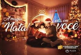 Confira as novidades do Natal do Plaza