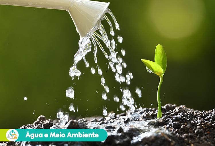Água e Meio Ambiente